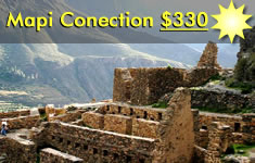 Mapi Conection - Ollantaytambo
